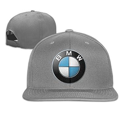 YhsukNNTBJ Adjustable Snapback Baseball Hat&cap BMW Ash