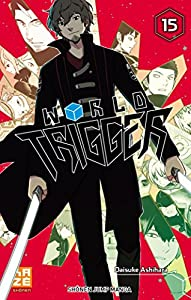 World Trigger Edition simple Tome 15