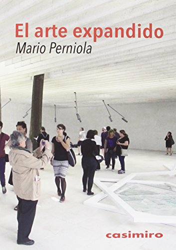 El arte expandido por Mario Perniola (Italia)