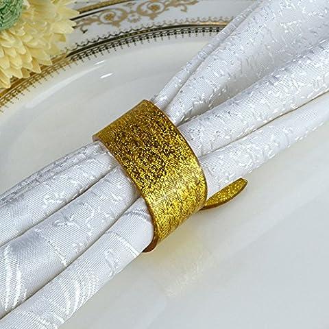 Yinkoubu-placcato cerchio/ Buhuan d'argento/Anello di tovagliolo/[portatovaglioli]-A