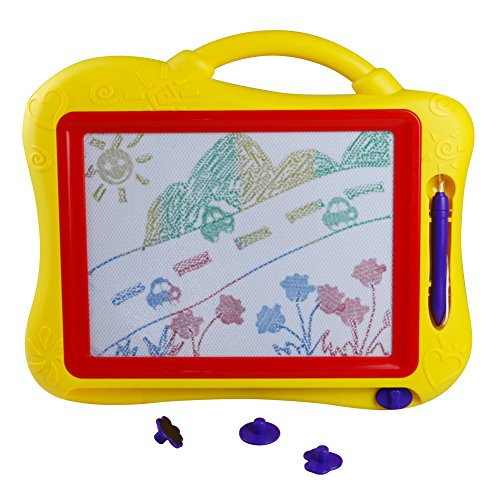 magnetic-drawing-board-erasable-sketcher-tablet-doodle-pad-and-scribble-boards-with-funny-stamps-for
