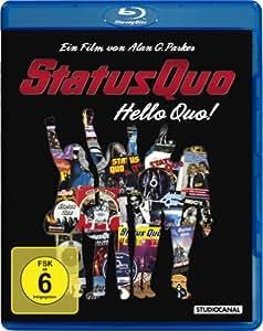 Status Quo - Hello Quo! [Blu-ray]