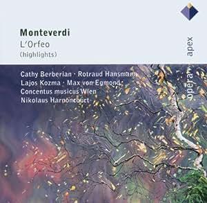 Monteverdi: L'Orfeo (Highlights)