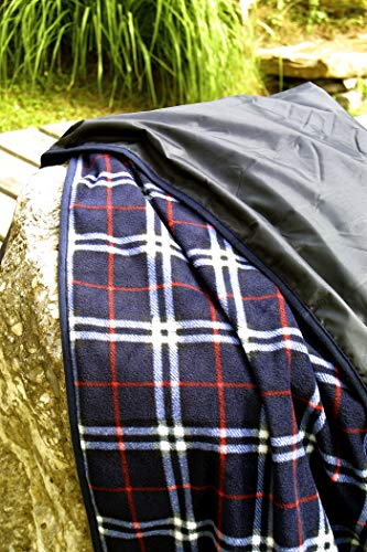 Relags Basic Nature Picknickdecke und Stranddecke 200x145cm -