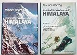 51I0dw76GRL._SL160_ Recensione di Annapurna di Maurice Herzog Recensioni libri