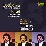 Beethoven: Symphony No. 3 Eroica; Ravel: Valses Nobles et Sentimentales (Music CD)