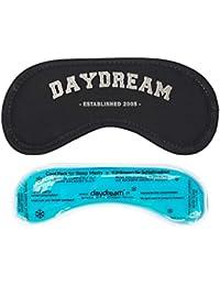 Daydream Negro establecido Antifaz para dormir para hombres