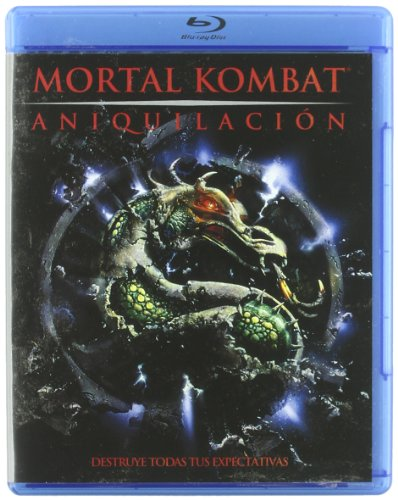 Mortal Kombat 2: Aniquilación [Blu-ray]