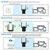 WAVLINK 300Mbit/s WLAN Verstärker | WLAN Repeater | WLAN Router (WPS, Wan/LAN Port) … - 6