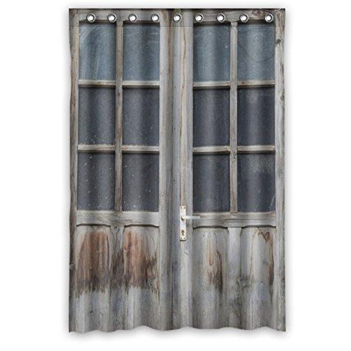 olz Tür mit Windows Wasserdicht Polyester Stoff Vorhang für die Dusche 48von 72 ()