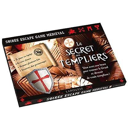 Escape game Secrets des Templiers