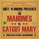 MAHONES VS CATGUT MARY MAHONES VS CATGUT MARY