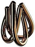 Rosenthal Studio + Selection Triu Kupfer Vase 22 cm