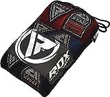 RDX Fasce Boxe Bende Per Mani Polsi Pugilato Elasticizzato 4,5 Metri Bendaggi MMA Guanti Interi Sottoguanti(Confezione di tre coppie)