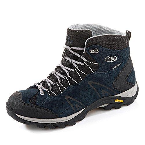 Brütting 221080, Chaussures de Randonnée Hautes homme Marine