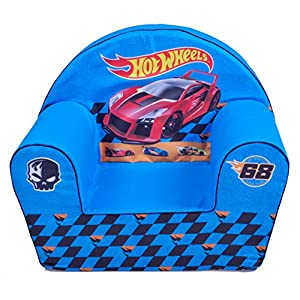 Knorrtoys 88683 – Hot Wheels Kindersessel
