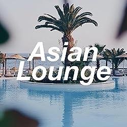 Asiatische Lounge: Asiatische Themenparty, asiatisches Zen-Dekor, Chillout-Musik für den Sommer