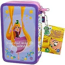Princesas Disney - Estuche 3 pisos Rapunzel (Cife Spain 41273)