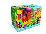 Fila 349500 Kit de Manualidades para niños - Kits de Manualidades para niños (Kids' Craft Kit, Modelling Clay,Modelling Mold, Boy/Girl, 3 yr(s), Preschool, Multicolor)