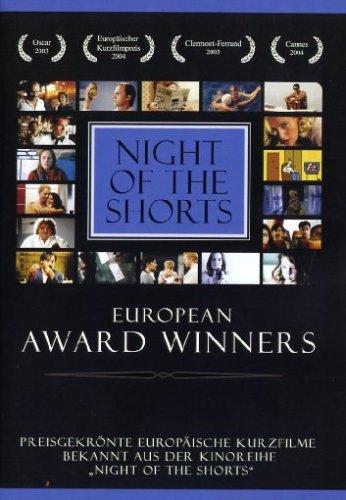 Night of the Shorts - European Award Winners (Koma-dvd)