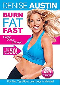 Denise Austin - Fat-Burning Dance Mix [DVD]