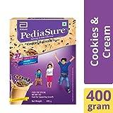 PediaSure Health & Nutrition Drink Powder for Kids Growth - 400g (Cookies & Cream)