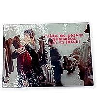 Dkora-T - Tabla de cortar personalizada con fotos - Grande