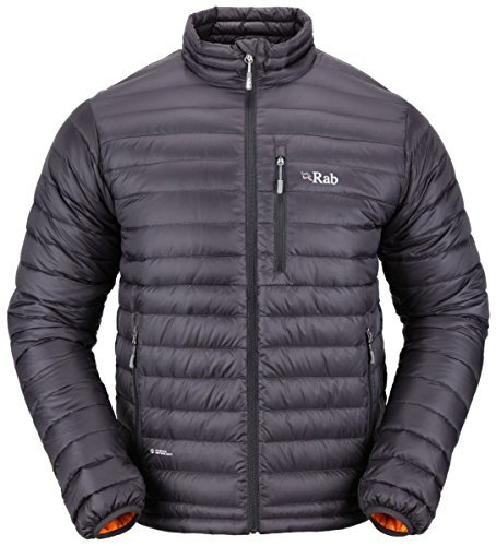 Rab Microlight Jacket - Men's Beulga/Squash Small by for sale  Delivered anywhere in UK