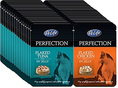 HiLife Perfection Cat Food Pouche