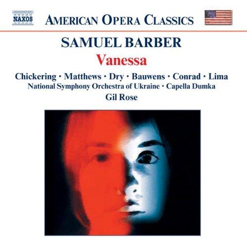 Vanessa, Op. 32: Act I: Scene 2: Erika, I am so happy
