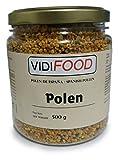 Grains de Pollen d'Abeilles Naturels - 500g - Produit Espagnol Authentique - Couche Crue Quotidienne Hautement Nutritive - Augmenter l'Énergie, Lutter Contre la Fatigue, Améliorer l'Immunité