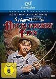 DVD Cover 'Die Abenteuer des Huckleberry Finn (Filmjuwelen)