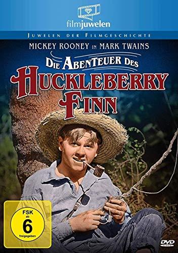 Die Abenteuer des Huckleberry Finn (Filmjuwelen)