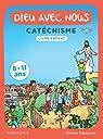 Dieu avec nous - Catéchisme livre enfant : Parcours A 8-11 ans par de Boudemange