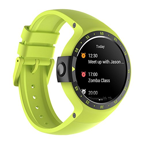 Foto Ticwatch S Aurora Smart Watch,1.4 pollici Display OLED, Android...