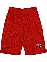 adidas Performance Chicago Bulls NBA Big Boys Youth Crazy Light Swingman  Pantaloncini 14db0365f7a9