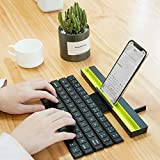 Best Foldable Keyboards - Foldable Bluetooth Keyboard, Roll Up Wireless Portable Keyboard Review