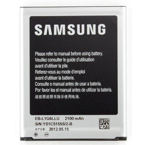 Samsung 2100mAh Akku für Galaxy i9300S3(keine Einzelhandelsverpackung) - Samsung Fame Handy