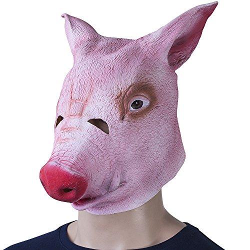 Tiermaske im