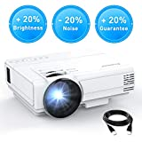 Best mini projecteur - Mini Projecteur, Crosstour Vidéoprojecteur Portable Multimédia LED 1080p Review