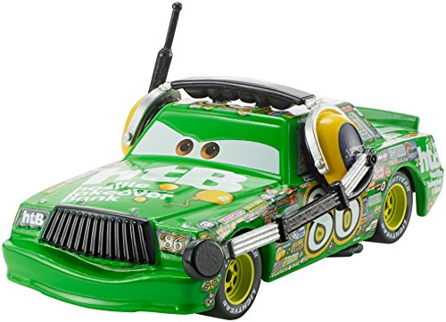 Disney Pixar Cars 3 Die-Cast Chick Hicks mit Headset, DXV48