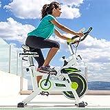 Cecotec Bicicleta de Spinning Fitness 7008. V1700120, Adultos Unisex, Multicolor, Unico