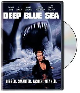 Deep Blue Sea by Saffron Burrows