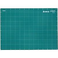 Olfa CM-A2 - Planchas de corte de 2 mm de espesor, color verde (60 x 43 cm)