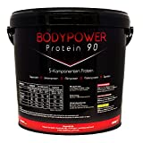 Body Power 5K Protein 5kg Eimer, Vanille