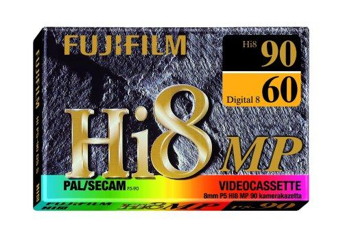 Fuji MP 90 min Hi8 Videokassette