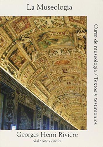 La museología (Arte y estética)