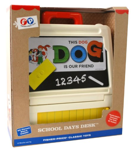 Image of Fisher Price Classics School Days Desk