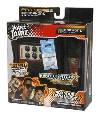 Pro Series 6424 Paper Jamz - Micrófono con amplificador [Importado de Alemania] por Pro Series