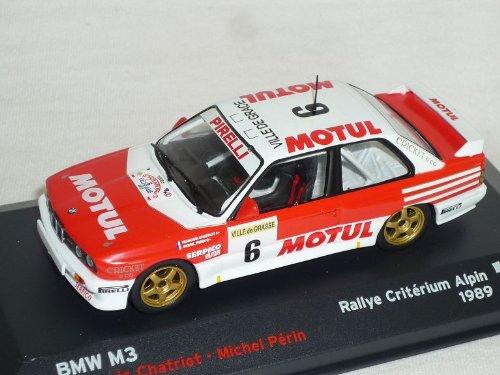 B-M-W M3 M 3 3er Er E30 E 30 1989 Alpin Rally 1/43, gebraucht gebraucht kaufen  Wird an jeden Ort in Deutschland